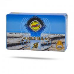HOYA Sardine del Mar Cantabrico in olio 120 gr