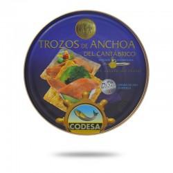 CODESA Filettini di Acciughe Rocamar 550 gr