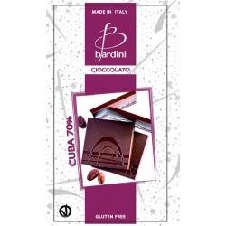 BARDINI Cioccolato Tavoletta Bianco 100gr.