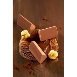 BARDINI Torrone Cioccolato e Nocciole 120gr.