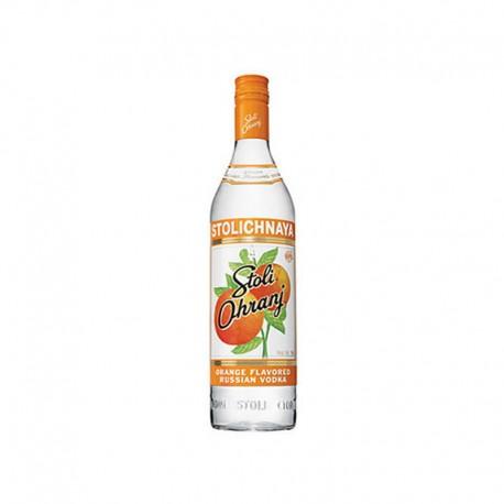 STOLICHNAYA Vodka Ohranj
