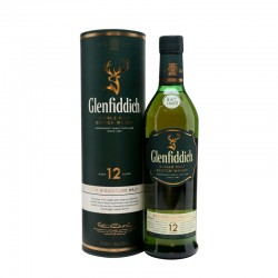 GLENFIDDICH 12 Year Old Scotch Whisky 70cl