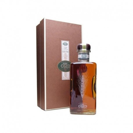GLEN ORD 25 Year Old Single Malt Scotch Whisky