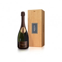 KRUG COLLECTION 1989 MAGNUM CAISSE BOIS* Krug Collection 1989 Magnum in caisse bois