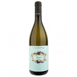 LIVIO FELLUGA Sharis Bianco IGT 2016 75cl