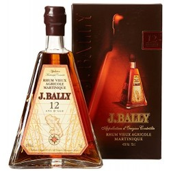 J BILLY Rum Vieux Agricole Martinique 12 y.o 70 cl