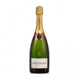 BOLLINGER S. CUVEE 75cl