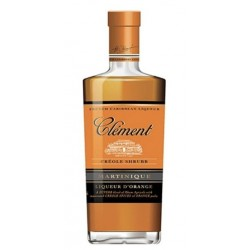 "CLEMENT LIQUEUR D'ORANGE ""CREOLE SHRUBB"""