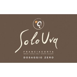 SOLO UVA Franciacorta Dosaggio Zero 75cl