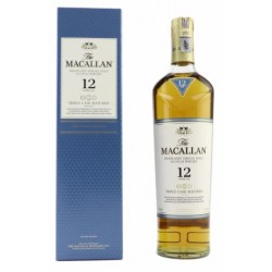 THE MACALLAN Highland Single Malt Scotch Whiskhy 12 Years Old Triple Cask Matured 70cl