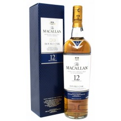 THE MACALLAN Highland Single Malt Scotch Whisky 12 Years Old Double Cask 70cl
