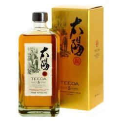 TEEDA JAPANESE RUM 5 YEARS 70cl