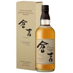 THE KURAYOSHI JAPANESE PURE MALT WHISKY 70cl