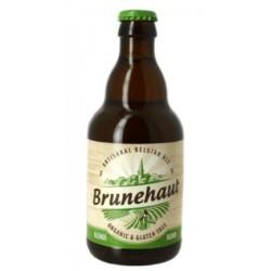 BRUNEHAUT BLONDE Birra Bio e Gluten Free bt 33cl