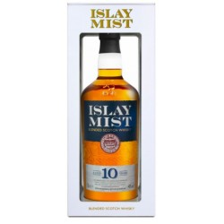 """Blended Scotch Whisky """"10 Years Old Astucciato"""" - Islay Mist"""