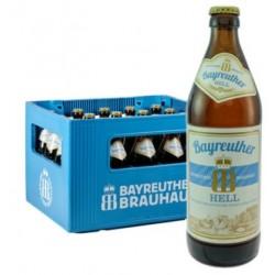 Bayreuther Helles - Cassa 20 x 0,5 l