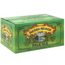 Sierra Nevada Pale Ale - Cassa 24 x 0,355 l