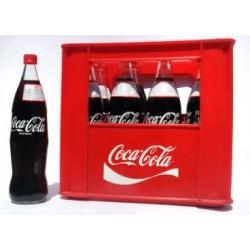 Coca Cola in Vetro - Cassa 12 x 1 l