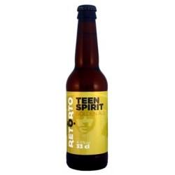 "Golden Ale ""Teen Spirit"" - Retorto"