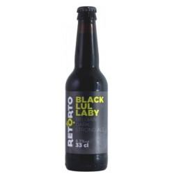 "Belgian Strong Ale ""Black Lullaby"" - Retorto"