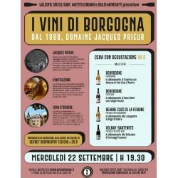 """Partecipazione Evento """"I Vini di Borgogna"""" -Welcome Coffee Shop"""