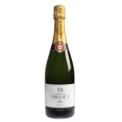 Champagne Extra Brut Blanc de Blancs - Virginie T.