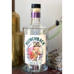 "London Dry Gin ""HunchBack"""