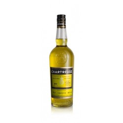 Liquore Chartreuse Gialla (Jaune) 70cl