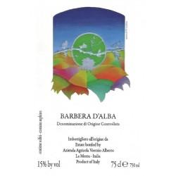 ALBERTO VOERZIO Barbera D'alba 2015