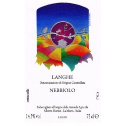 ALBERTO VOERZIO Nebbiolo Langhe 2013
