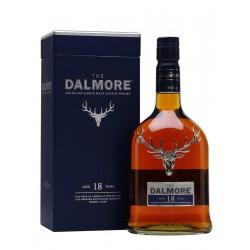 DALMORE Whisky 18 years Astucciata
