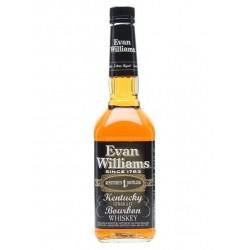 EVAN WILLIAMS Bourbon Whisky Black