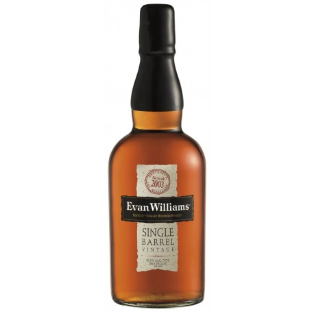 EVAN WILLIAMS Single Barrel 2003